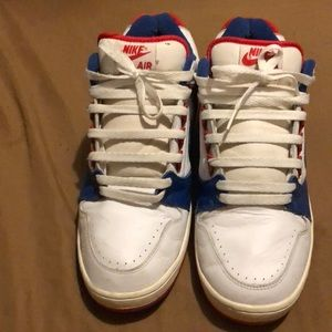Men's Size 13 Nike Air Force 2